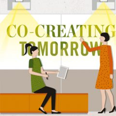 CO-CREATING TOMORROW