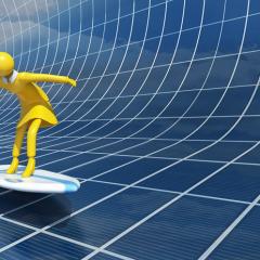 Sonnenstrom – Das eigene Solarkraftwerk am Dach
