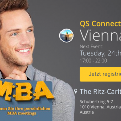 MBA-Event in Wien – Business Schools beraten zum MBA-Studium