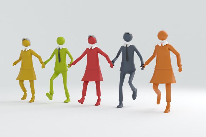 © www.corporate-interaction.com Ein Miteinander von Jungen und Alten