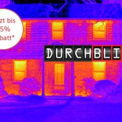 Thermografie – Durchschauen Sie Ihr Gebäude