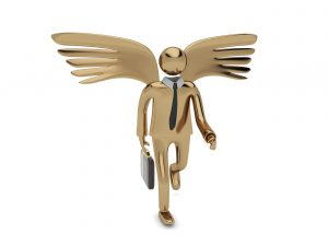 business angel Mann gold
