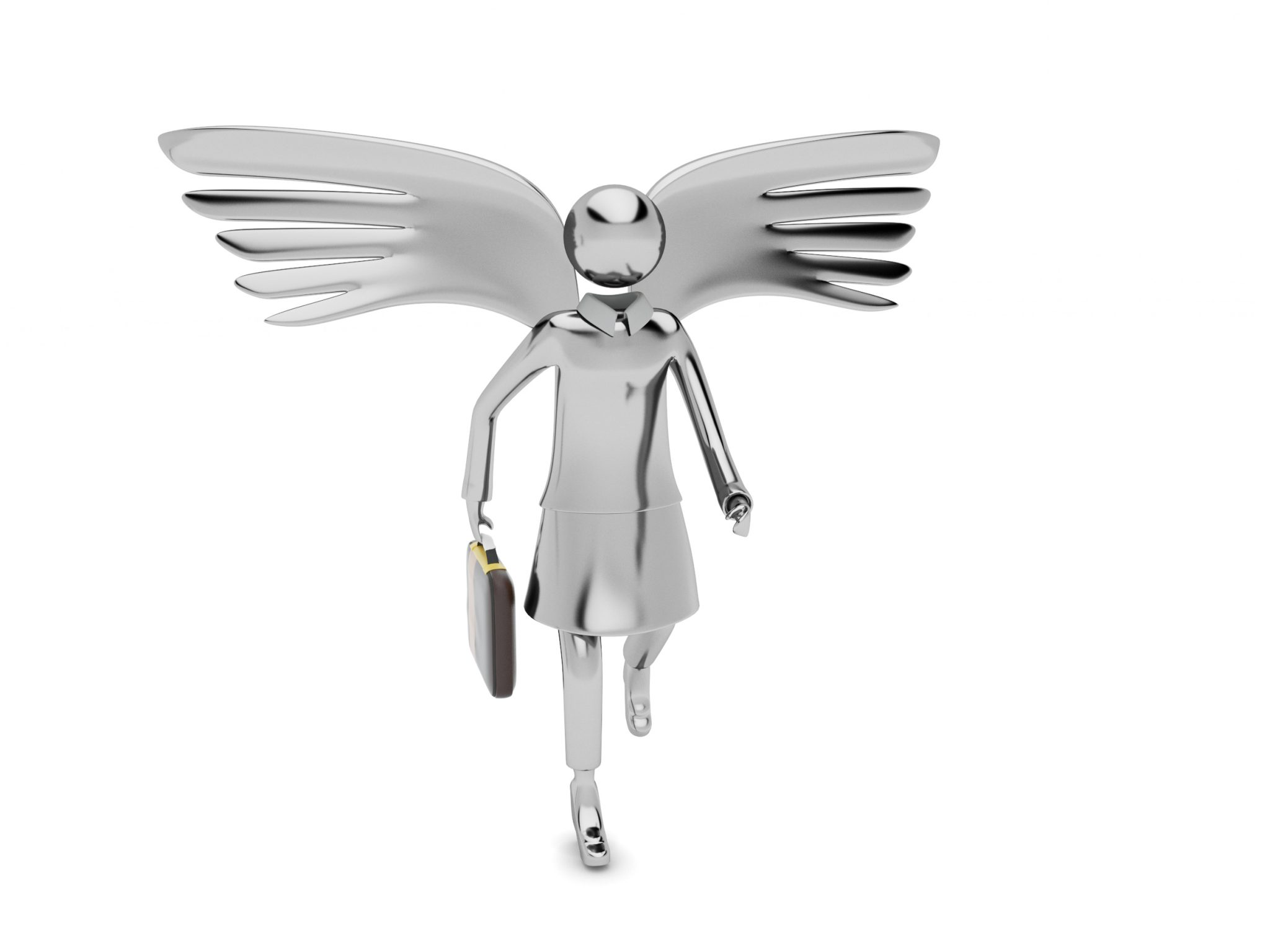 business angel silber