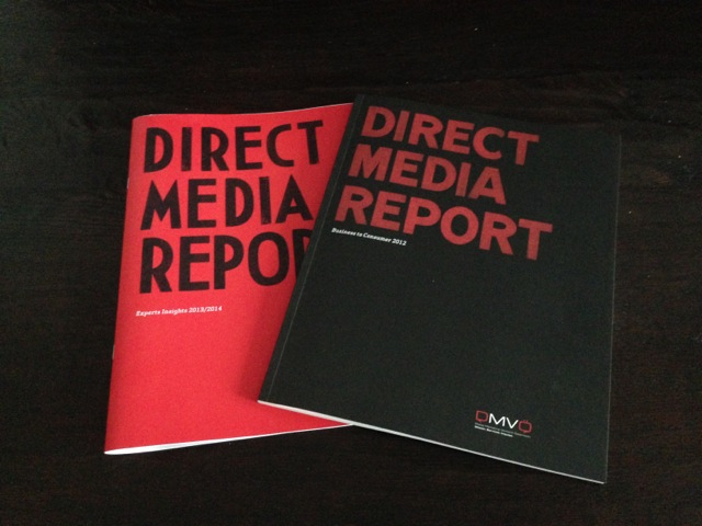 Genauer betrachtet – DMVÖ Direct Media Report 2012 & 2013/2014