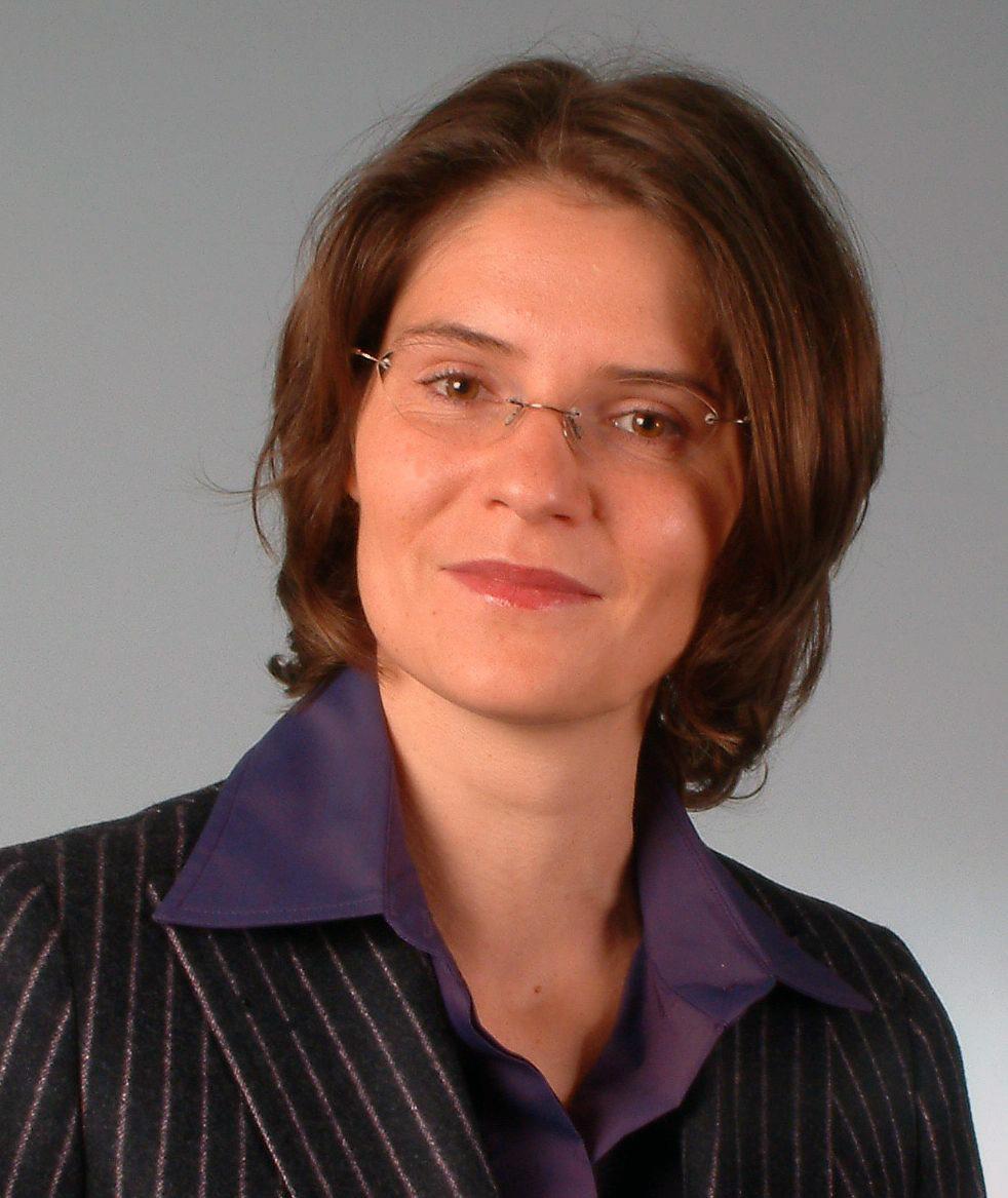 Gabriela Mair: ...die Zwänge der fixen Arbeitszeiten wurden zunehmend unsympathisch.