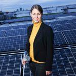 Cornelia Daniel, Solarunternehmerin: … würde schon während des Studiums gründen.