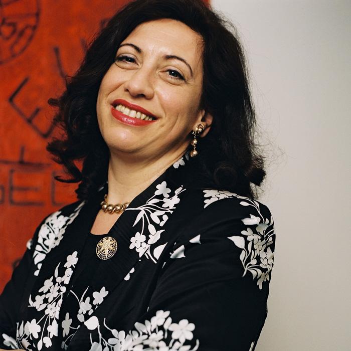 Elisabeth Heller, Steuer- und Unternehmensberaterin: ... wir sind eigentlich ein Familienunternehmen!