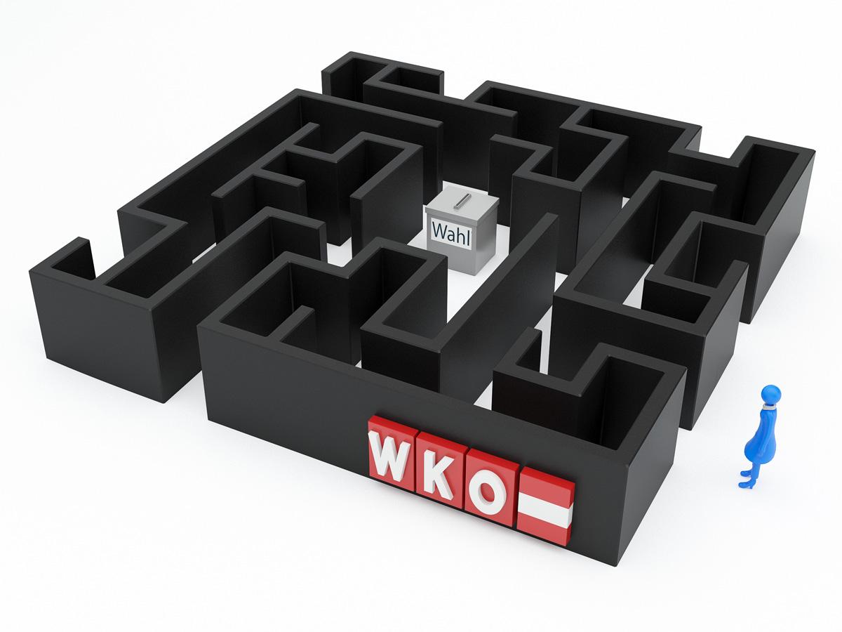 Wirtschaftskammerwahlrecht – Folge 1: Wer wen und was wählt!