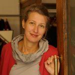 Karin Dick, Modedesignerin: … ich liebe meinen Alltag obwohl alles ständig zu viel ist.