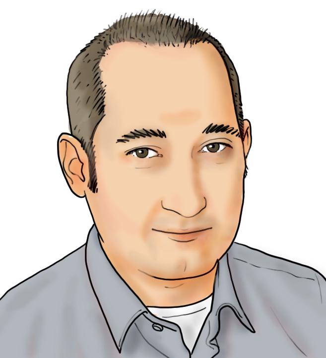 Wolfgang Axamit, IT-Fachmann: ... beschäftige mich seit meinem 14ten Lebensjahr mit Software