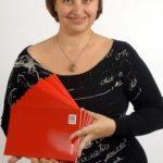 Barbara Huber, Unternehmensberaterin: … will mitgestalten und helfen.