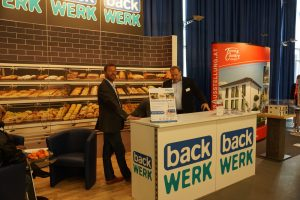 Franchisemesse BackWerk
