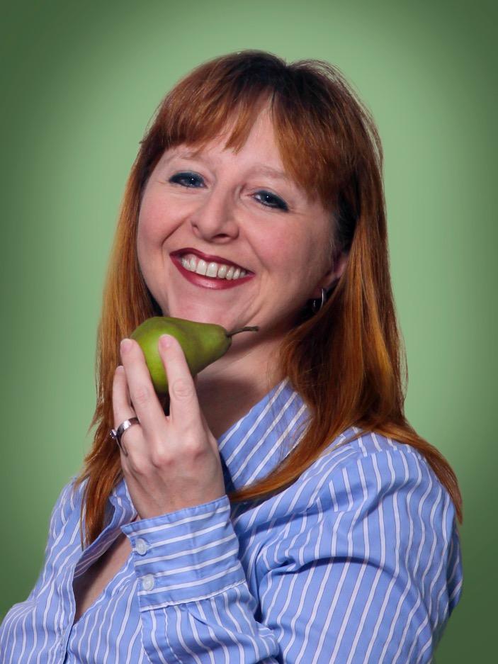 Susanne Lindenthal, TCM-Expertin: ... ich poste Rezepte und Tipps.