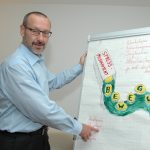 Stefan Illes, Burnout-Prophylaxe-Trainer: … Neuorientierung führte zum Unternehmertum.