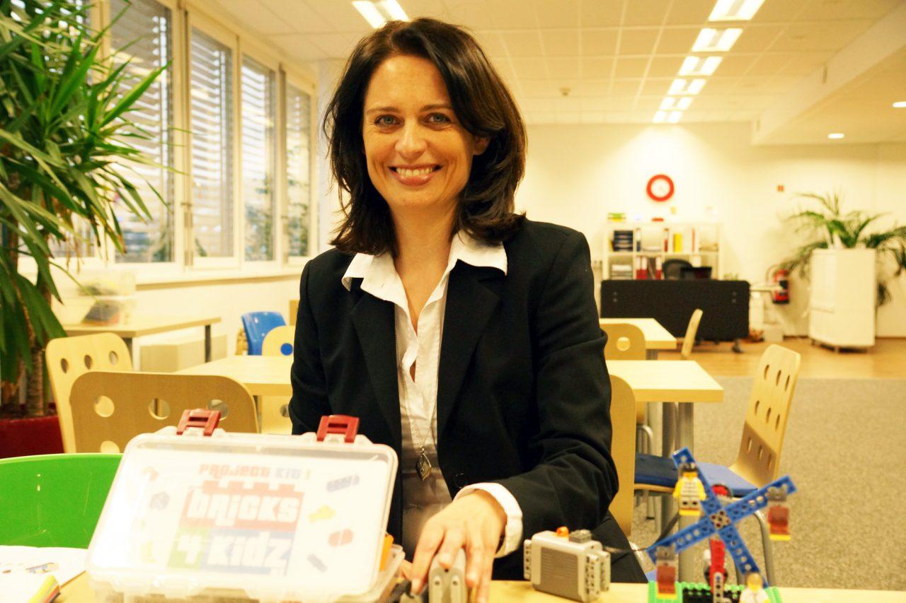 Maria Reinprecht, Franchisegeberin: ... bin auf der Suche nach Franchisenehmern.