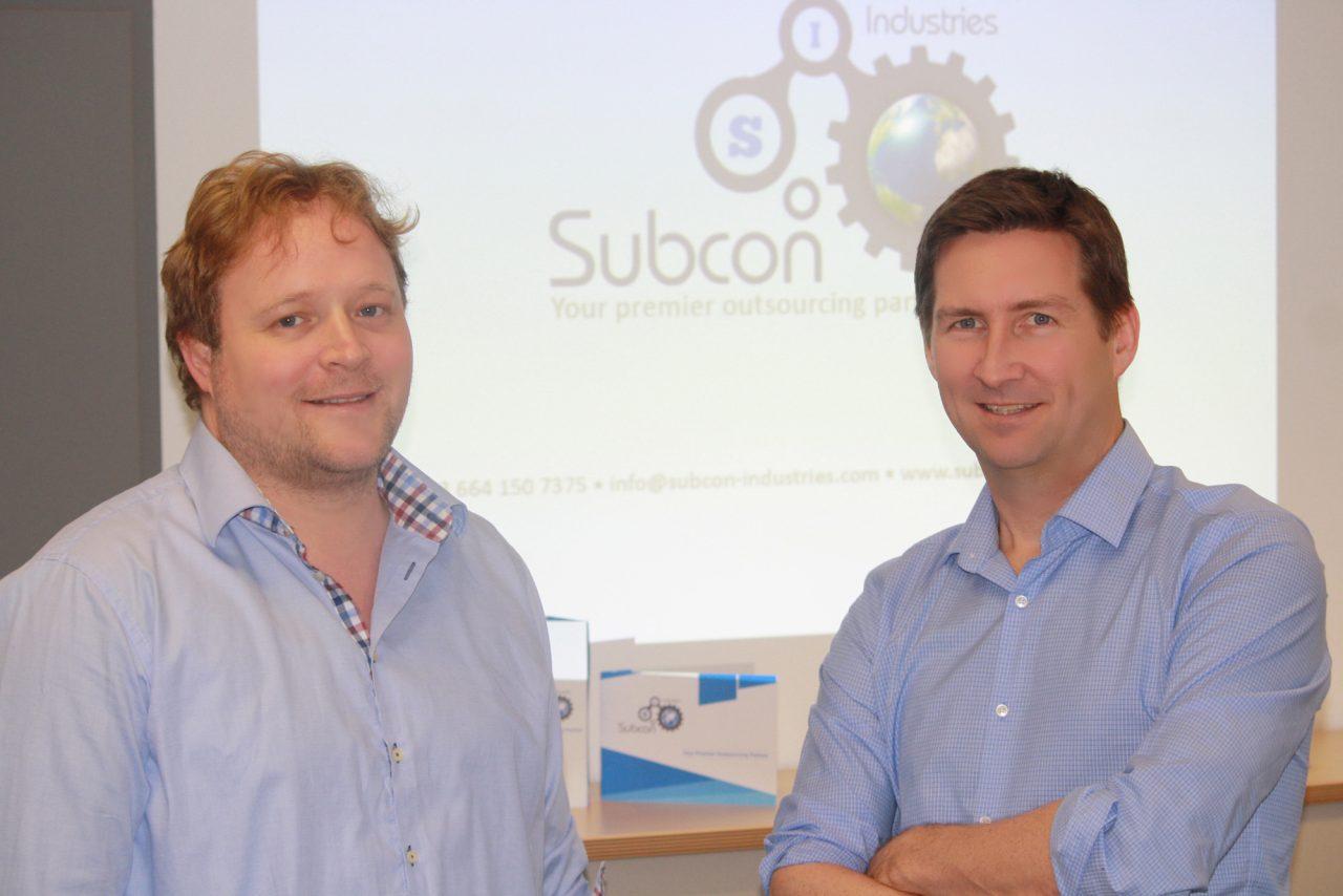 M. Maartensdijk und F. Ebers, Outsourcer: ... wir organisieren, begleiten und betreuen