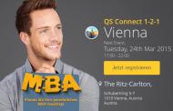 MBA-Event in Wien - Business Schools beraten zum MBA-Studium