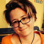 Irene Niedermoser-Knoll, Werbeartikelhändlerin: … nehme meinen Kunden Arbeit ab.