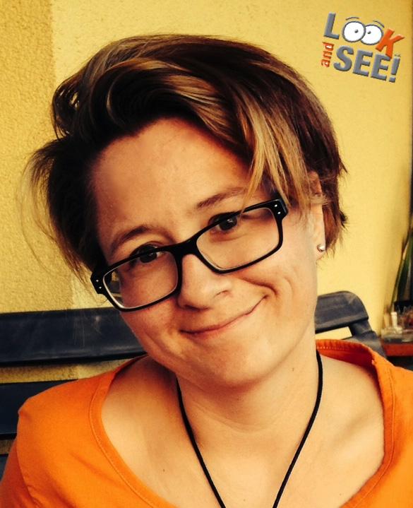Irene Niedermoser-Knoll, Werbeartikelhändlerin: ... nehme meinen Kunden Arbeit ab.