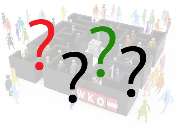 WKO-Wahlen Wien 2015: Eine Wahl – vier Ergebnisse. Jeder gewinnt – Was sagen Sie dazu?