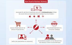 Das neue Business-Banking der Bank Austria – einfach, schnell und bequem