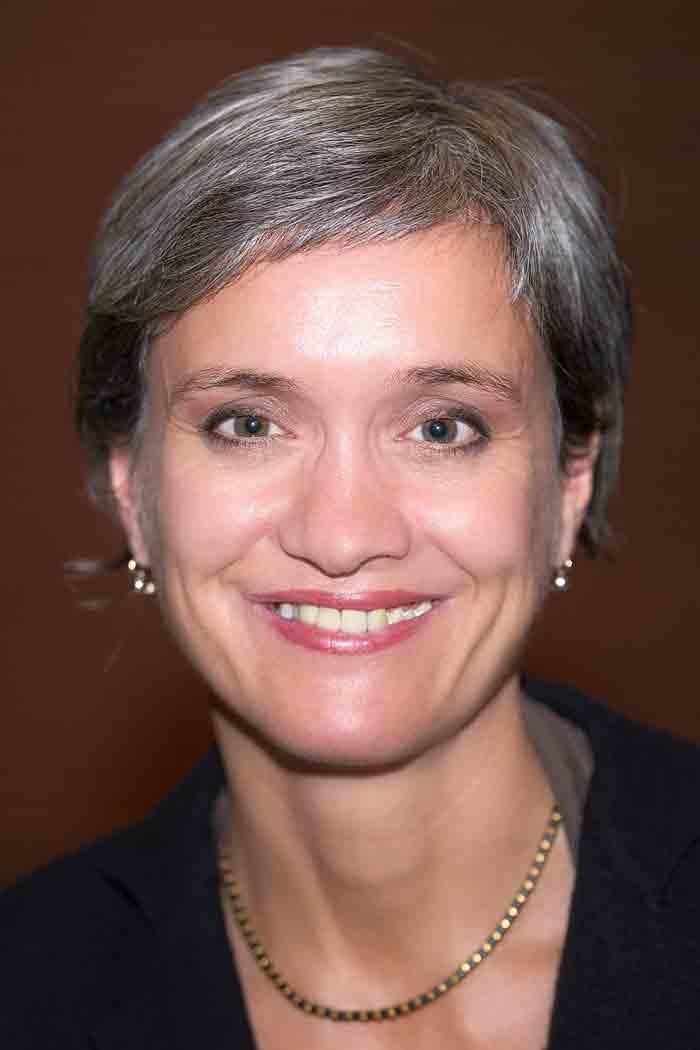 Verena Florian, Coach: ... wir kommunizieren sehr aktiv.