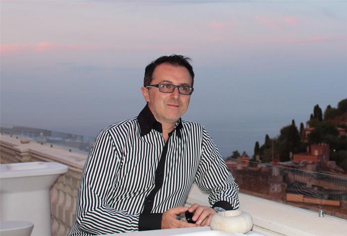 Daniel Sumak, Softwarevertrieb: ... auch bei Software gilt – das Auge isst mit!