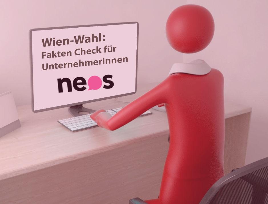#Wien-Wahl - Folge 1: Wie NEOS den Wiener Unternehmern Flügel verleihen wollen