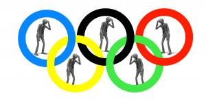 Scheitern Olympische Disziplin