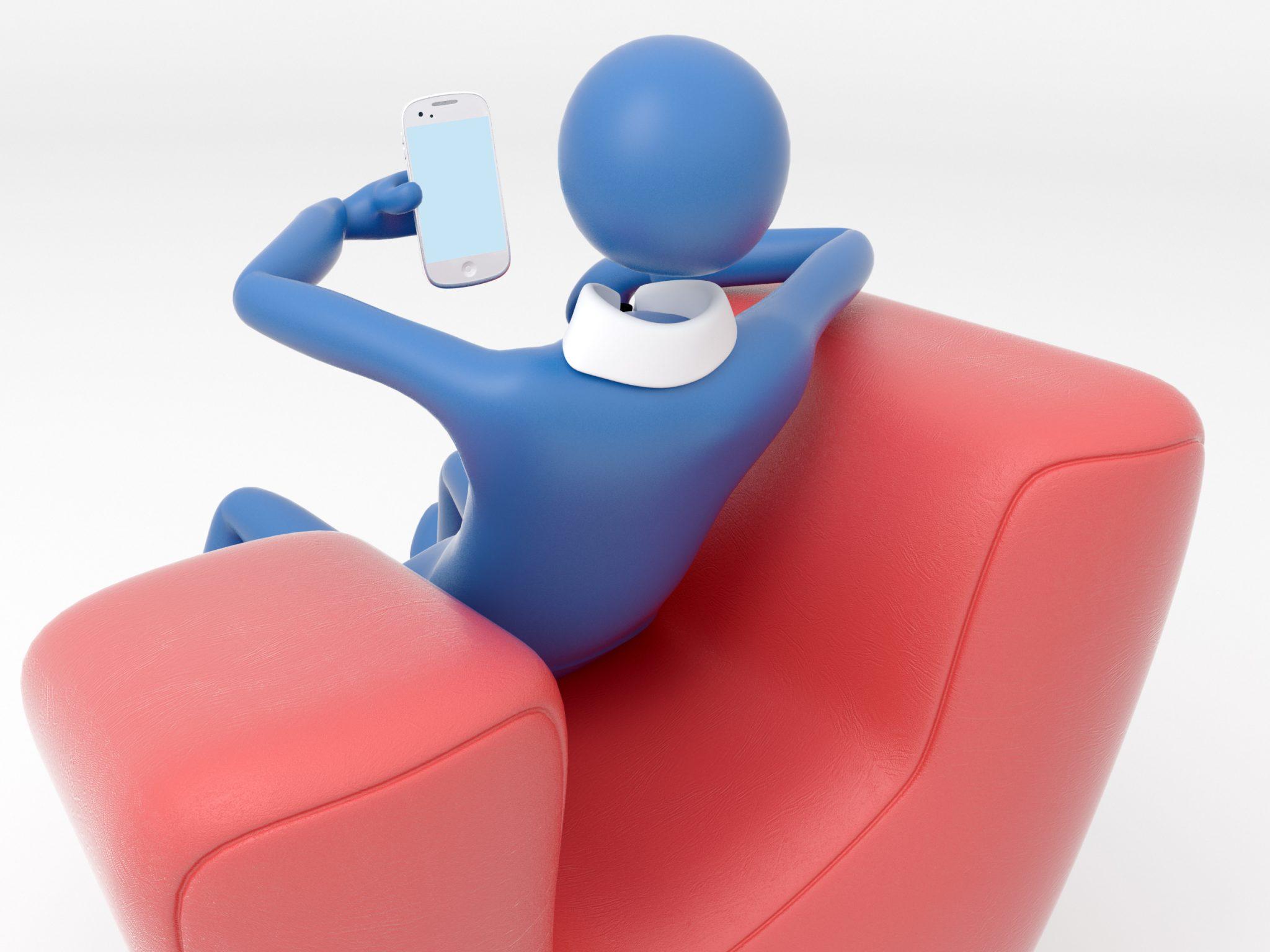 Momente der Ruhe als bedeutsame Faktoren für produktives Arbeiten