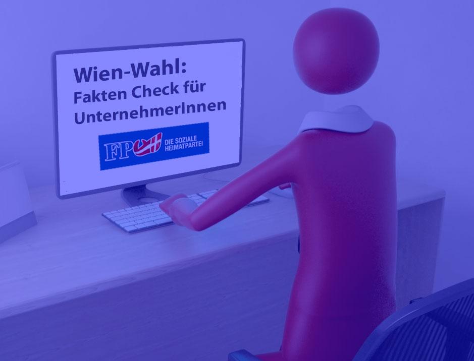 #Wien-Wahl Folge 4: Wiener FPÖ rittert gegen Gebühren und Konkurrenz aus dem Ausland