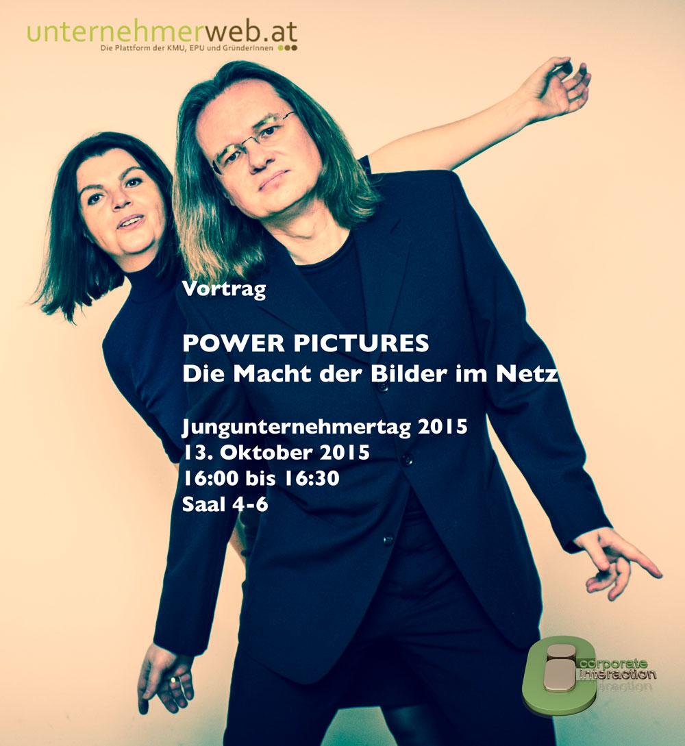 Vortrag am Jungunternehmertag 2015 – Power Pictures