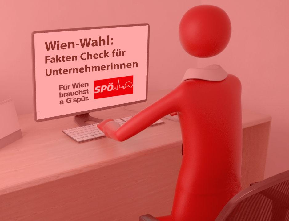 #Wien-Wahl Folge 6: Was die SPÖ Wien für EPU und KMU plant