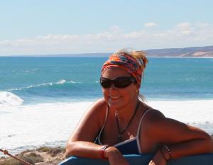 F Unterwegs in Australien als Reisebloggerin