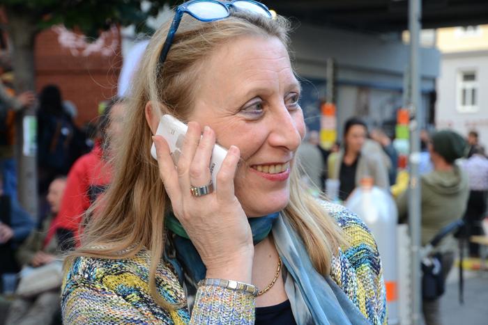 Monika Heller, Sprach-, Stimm- und Sprechtrainerin: ... wer Spaß hat, lernt lieber und schneller