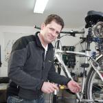 Gerhard Kokeisl, Fahrradtechniker: … der Elektrofahrradboom ist ungebrochen.