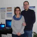 Koppensteiner und Rank, IT-Consulter: … kümmern uns in erster Linie um kleine und mittlere Unternehmen.