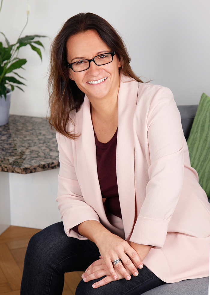 Ursula Prazak, psychosoziale Beratung: ... Gewissheit, professionell beraten zu werden.