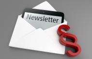 Marketing & Akquise - Rechtlich sicher gestalten - Der Newsletter