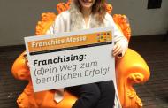 Franchisemesse 2016 – Gründer und Gründerinnen aufgepasst!