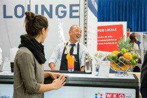 franchisemesse wko lounge 2014