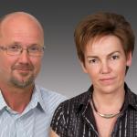 Péter und Andrea Varga, Werbemittelhersteller:  … haben uns auf 3D LED Leuchtbuchstaben spezialisiert.