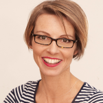 Barbara Straif, Coach & Facilitator: …dran bleiben! Durch das Tun kommt der Erfolg.