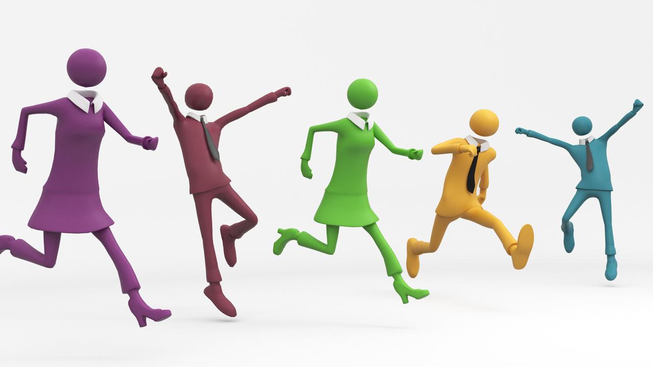 Fit und Schlank - Erfolgsfaktor ist im Business um 32% gestiegen