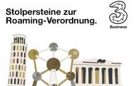 Kostenfalle Roaming: Auslandstelefonie bleibt kostenpflichtig.