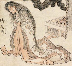 hokusai aoinoue