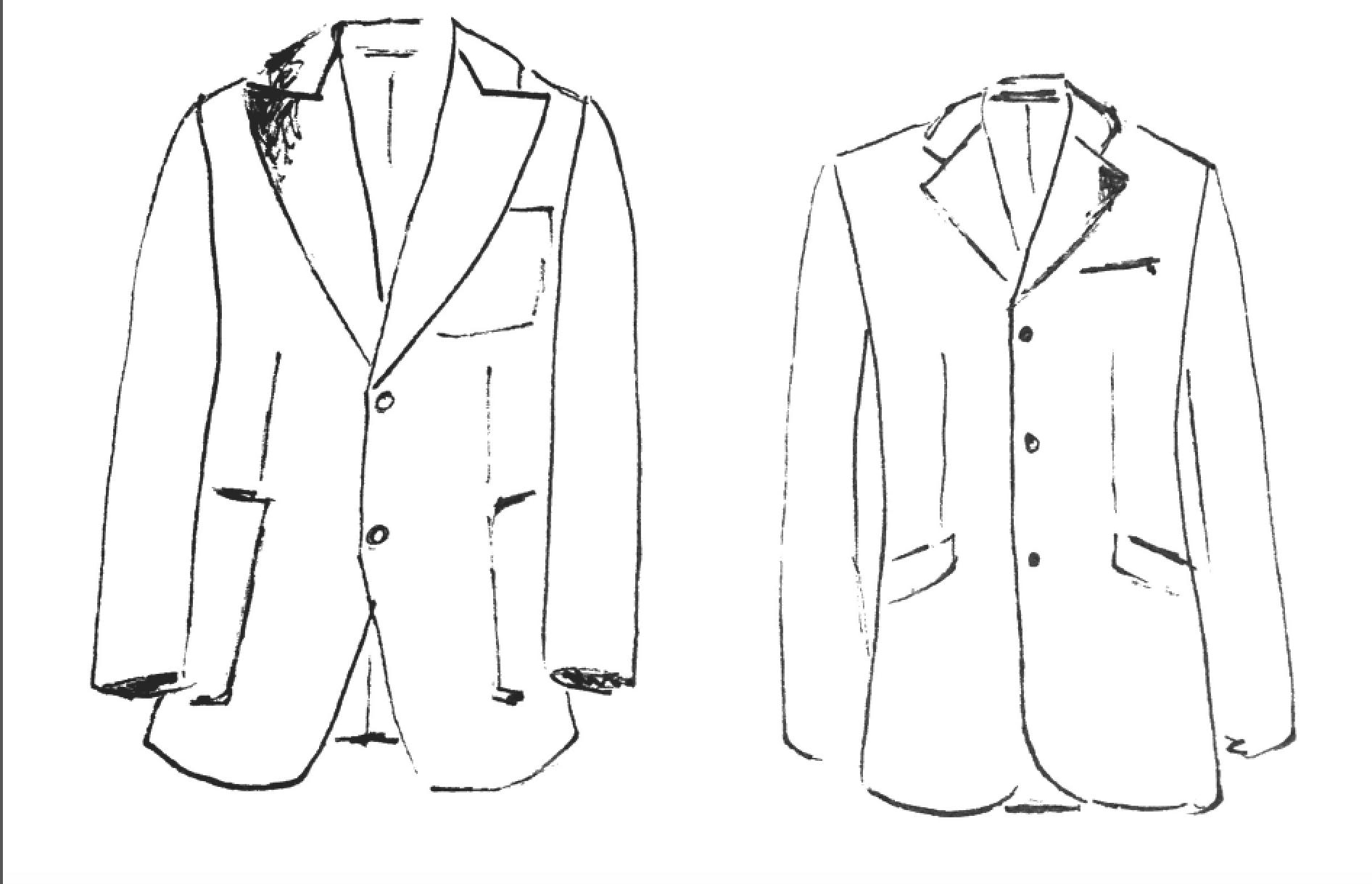 Anzugsformen