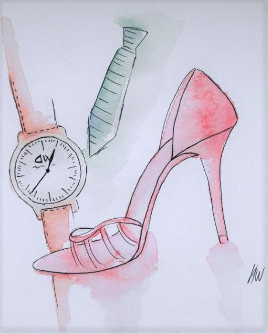 Durch Kleidung zur Karrierefrau