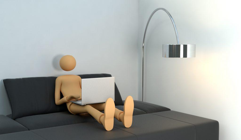 abschreibung lampen büro
