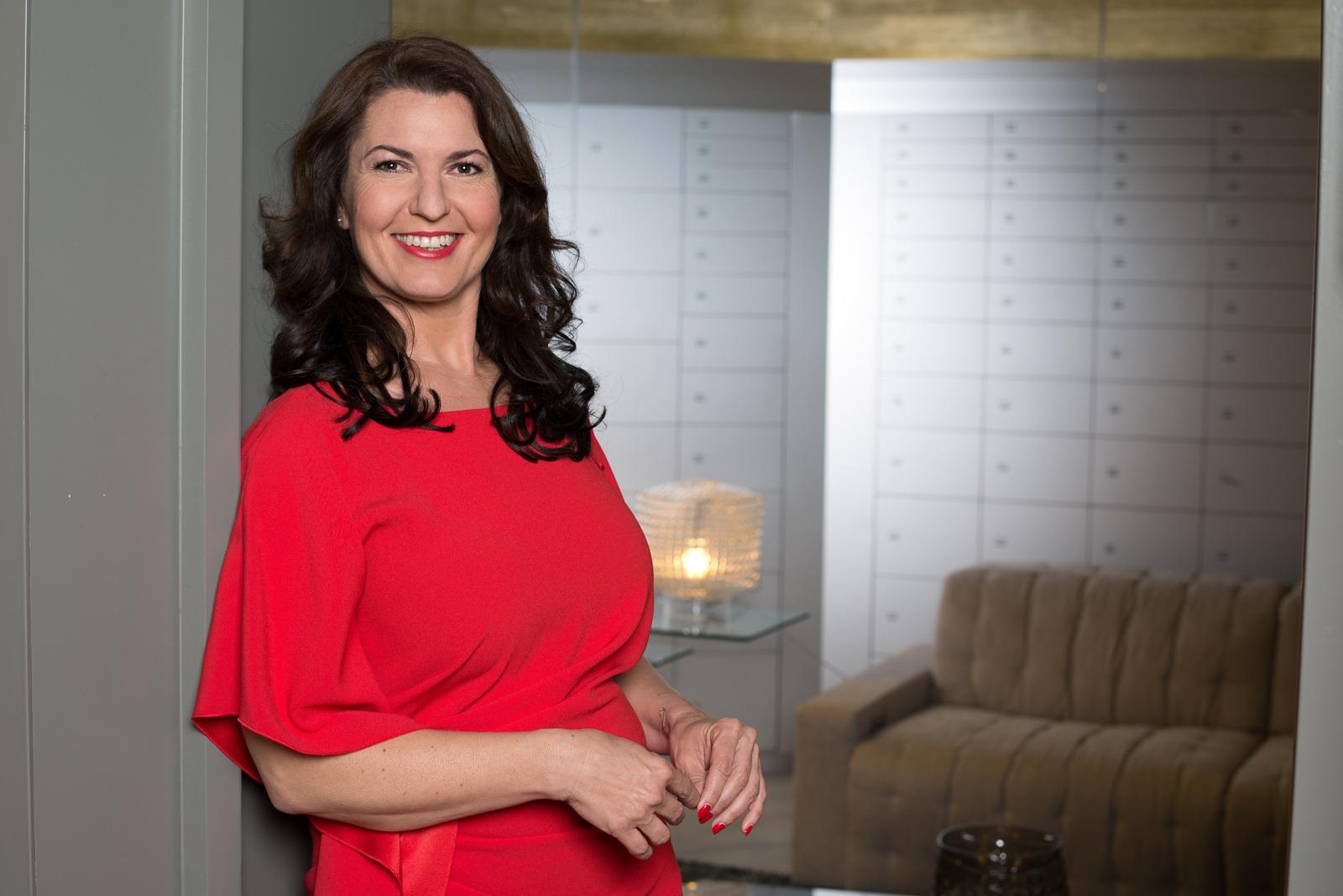 Monika Maximilian, Finanzexpertin: ... meine beruflichen Erfolge nicht von anderen abhängig machen.